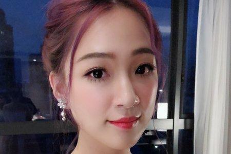嵐Wing Makeup<噴槍底妝>-公主風格
