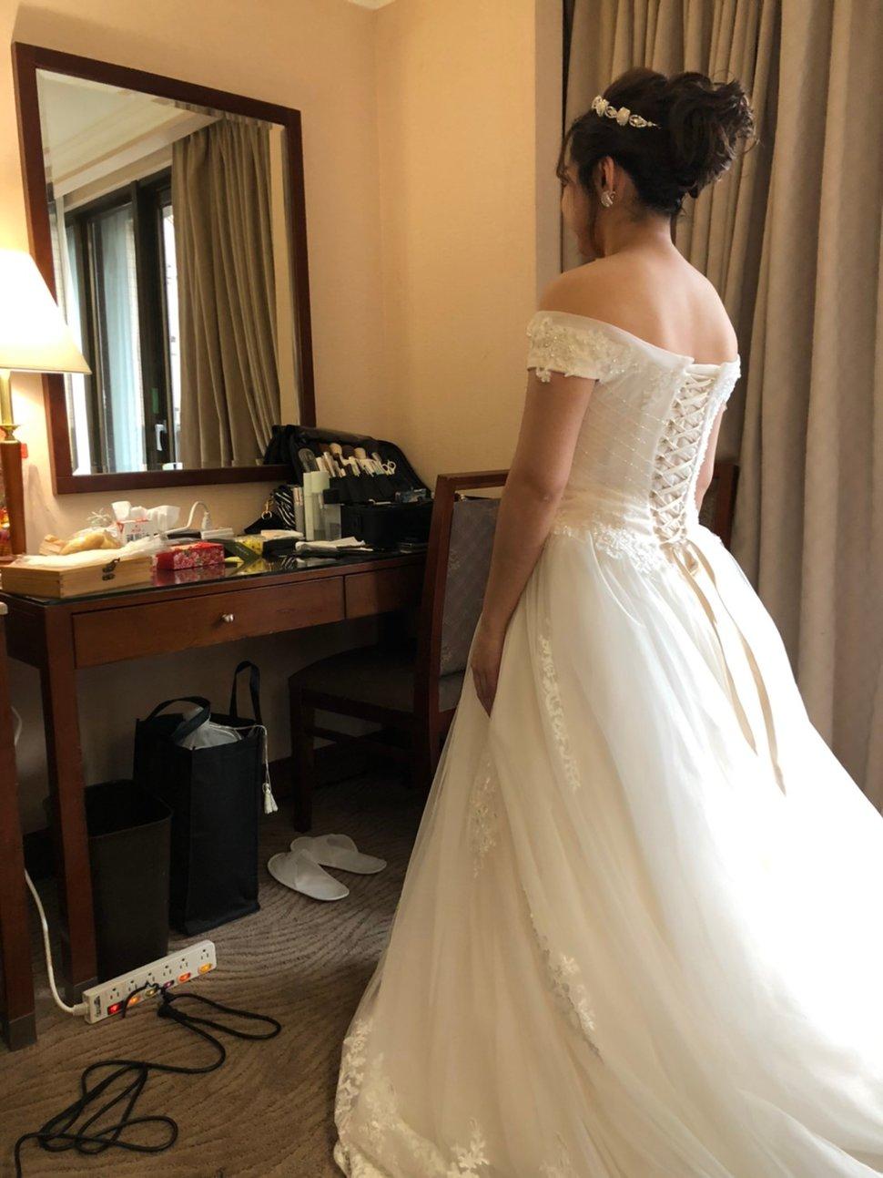 1027冠吟_191104_0055 - 嵐Wing Makeup <噴槍底妝>《結婚吧》