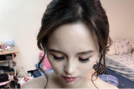 嵐Wing Makeup<噴槍底妝>-婚宴現場