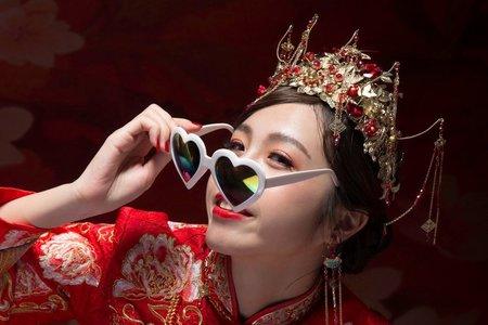 嵐Wing Makeup<噴槍底妝>-現代古典美