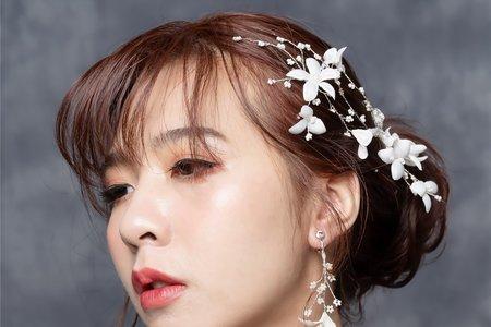嵐Wing Makeup<噴槍底妝>優雅韓風