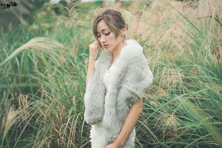 嵐Wing Makeup<噴槍底妝>芒草的搖曳嫵媚