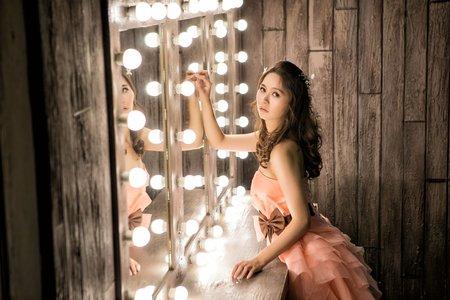 嵐Wing Makeup<噴槍底妝>-粉紅甜心