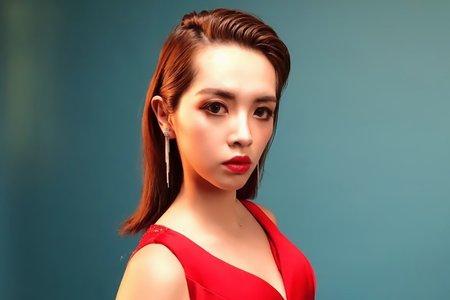嵐Wing Makeup<噴槍底妝>歐美妝感