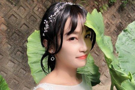 嵐Wing Makeup<噴槍底妝>-清新氣質