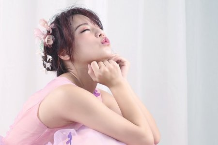 嵐Wing Makeup<噴槍底妝>-戀愛妝