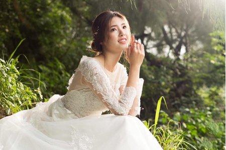 嵐Wing Makeup<噴槍底妝>-仙氣優雅風