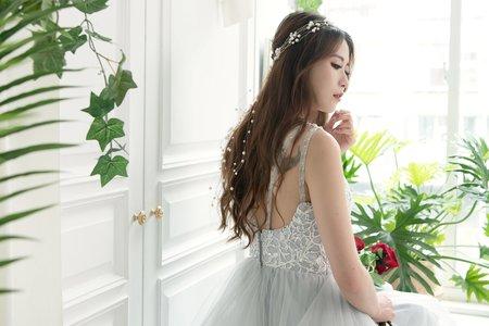 嵐Wing Makeup<噴槍底妝>-珍珠浪漫風