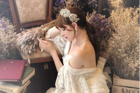 嵐Wing Makeup<噴槍底妝>美麗佳人