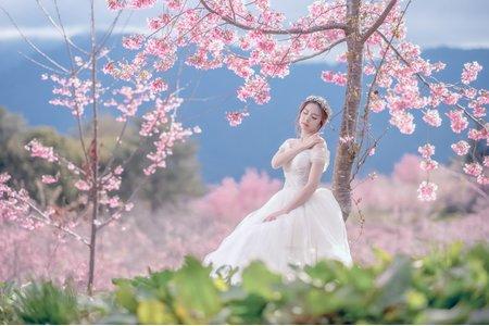 嵐Wing Makeup<噴槍底妝>-粉嫩櫻花
