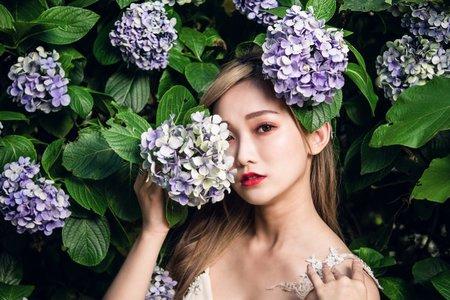 嵐Wing Makeup<噴槍底妝>-繡球花仙子