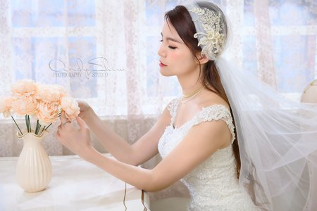 嵐Wing Makeup<噴槍底妝>-時尚感的復古風格
