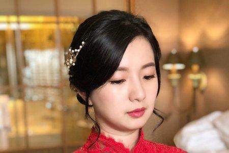 文定好媳婦-嵐Wing Makeup<噴槍底妝>