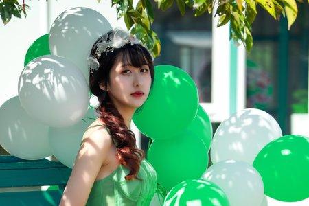 氣球公主特輯-嵐Wing Makeup<噴槍底妝>