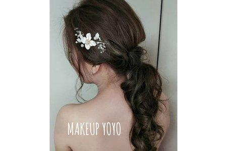 新秘yoyo -雲林/嘉義/彰化/台中/台南/苗栗/高雄/屏東