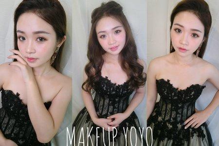 新秘yoyo 雲林/嘉義/彰化/台中/苗栗/台南/高雄