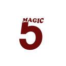 Magic5惻影視覺大創