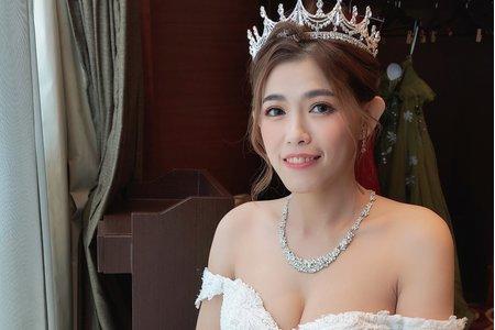 白紗女王皇冠造型