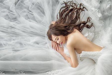 黎兒新娘秘書 噴槍彩妝 - 個人寫真造型