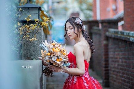 黎兒新娘秘書 噴槍底妝 - 絕美夢幻仙女風 精緻眼妝
