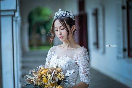 黎兒新娘秘書 噴槍底妝 - 氣質公主