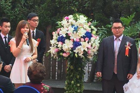 證婚儀式-Ava