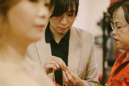 喜年❤️韋君🎤文定迎娶儀式-Vicky