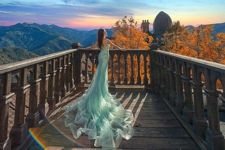 歐式唯美婚紗。老英格蘭