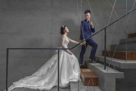 浪漫甜美婚紗