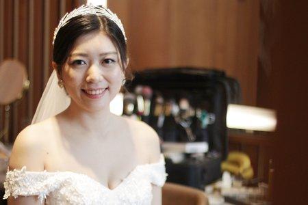 台中新娘秘書Dora張朵拉~新娘于慈