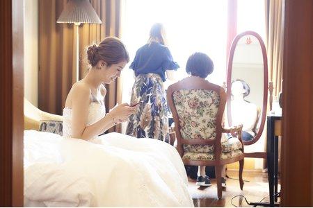 { 一尾 WEDDING } 麗尊酒店 / 婚禮紀實 / Wedding