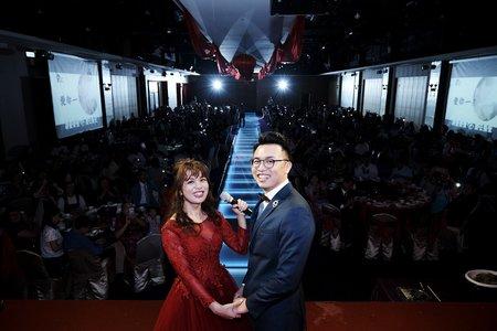 Chuen Wei & Hung Ching { 一尾 WEDDING } 婚禮紀實 / Wedding