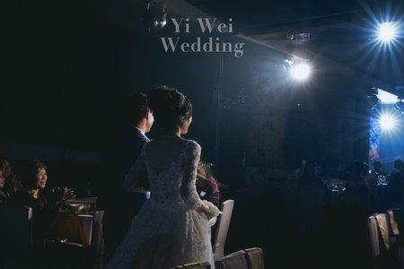 {一尾 WEDDING } Momo&Joy 翰品酒店 婚禮紀實 / Wedding