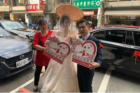 109年度05月-新人好評-嫁給我結婚禮車出租