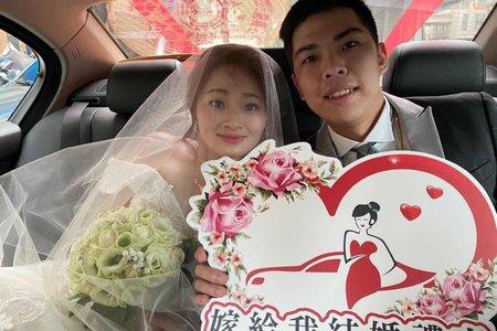 109年度03月-新人好評-嫁給我結婚禮車出租