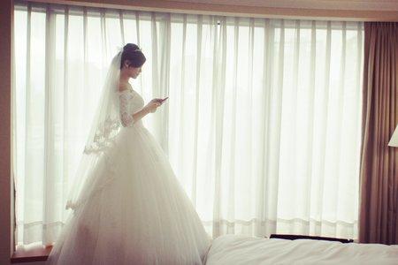 桃園新秘Ariel W. 韓系妝髮