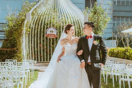 Fanly 婚禮紀錄台中林酒店