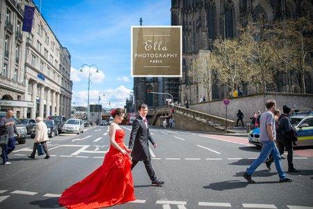 科隆及周邊婚紗攝影
