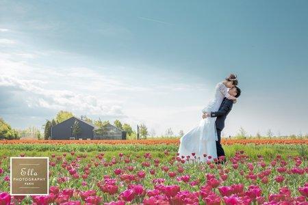 荷蘭海外婚紗攝影