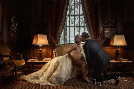 城堡婚紗攝影
