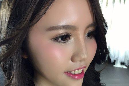 ellen wang stylist精緻妝容