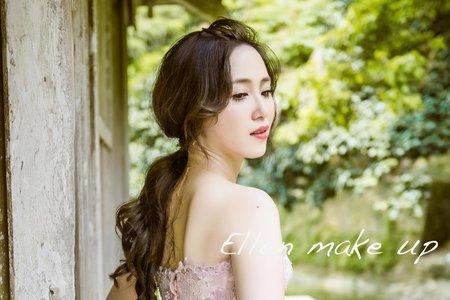 台中新秘瑋綸Ellen-沖繩海外婚紗造型