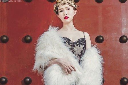 台中新秘瑋綸Ellen-婚紗造型