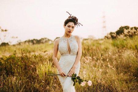 台中新秘瑋綸Ellen-唯美的時尚