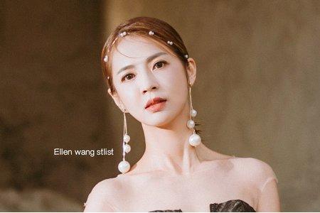 台中新秘瑋綸Ellen~簡約風造型