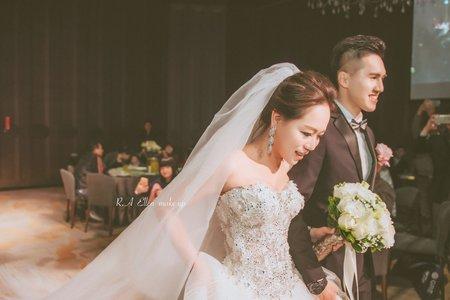 萊特薇庭婚禮造型