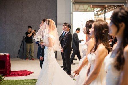 迎娶X教堂證婚儀式X午宴