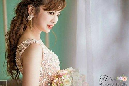 女神風範 新娘造型