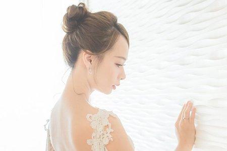 氣質新娘造型