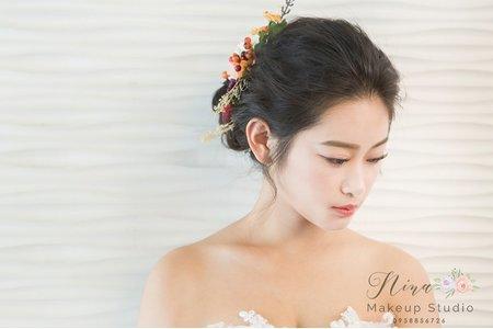 新娘秘書 Nina 彩妝整體造型